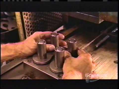 Tsubaki Roller Chain Manufacturing [2006]