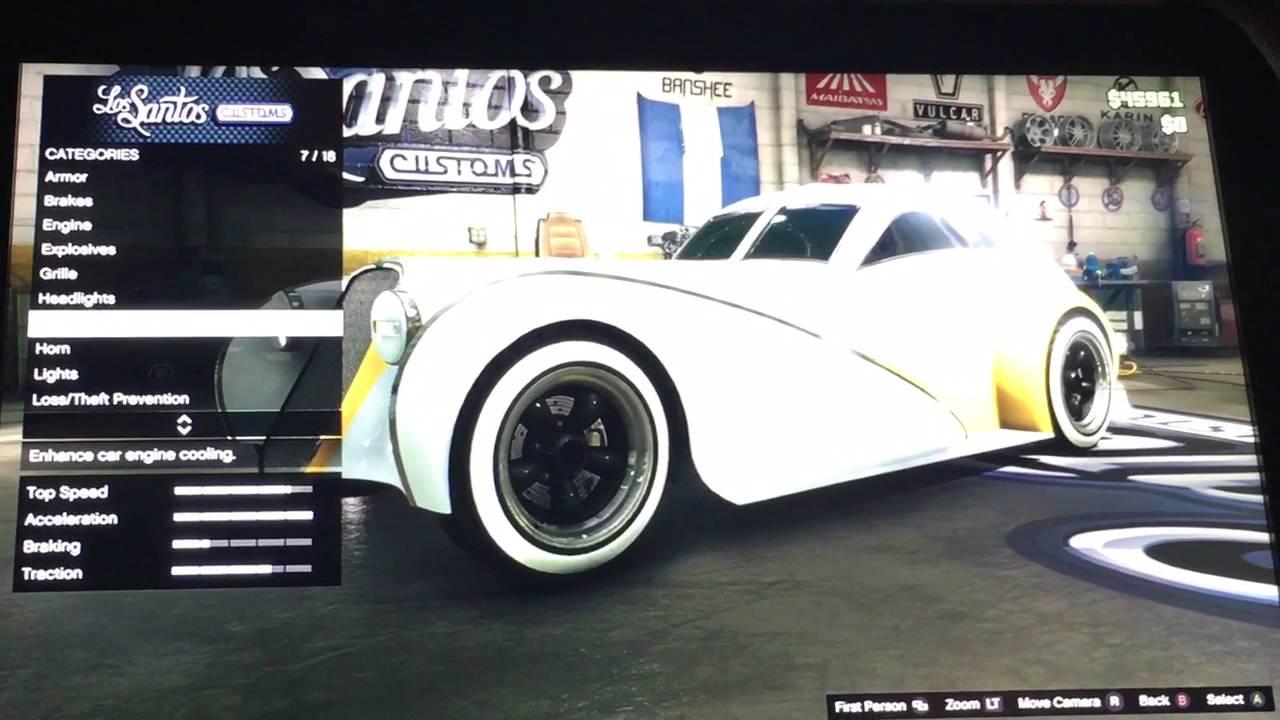 Thanks Rockstar Gta 5 won\'t let me sell my cars - YouTube