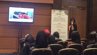 Stepping out of the ordinary seminar- Saverah Expo 2016