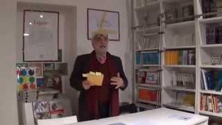 """Le Conversazioni del Venerdì: """"Aldo Carotenuto e la cultura italiana"""" (09/01/2015)"""