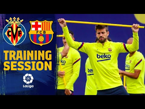 FC Barcelona Versus Villarreal Preview, Team News And Starting ...