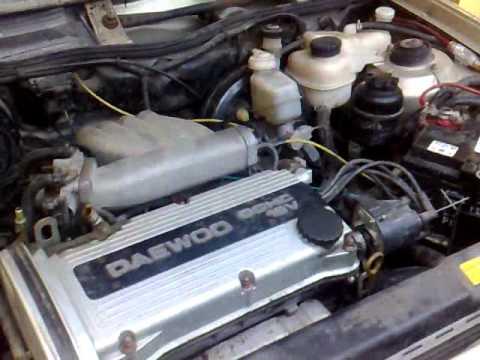 Daewoo Nexia, falevelek fűtőmotornál. Daewoo Super Racer, Daewoo