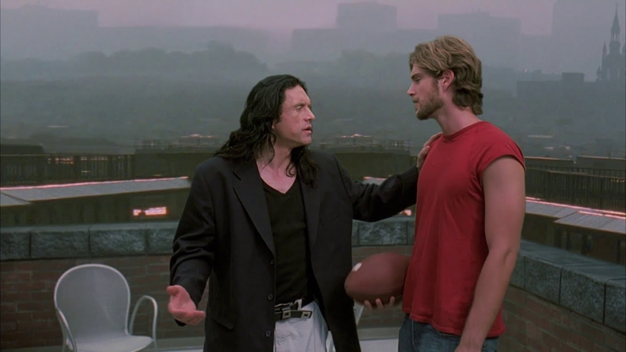 The Room Quot Oh Hi Mark Quot Blu Ray 1080p Youtube