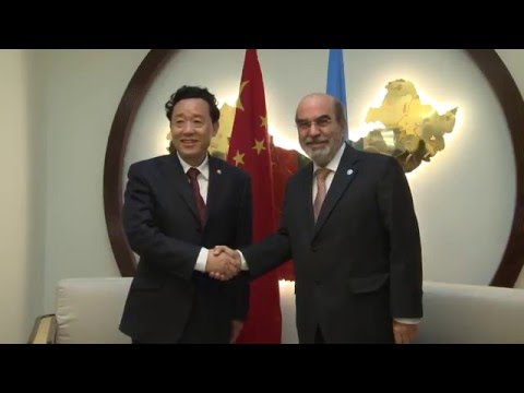 Remarks by China's Vice Minister for Agriculture