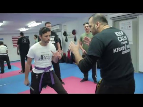 Active Krav Maga Self Defense school, Self Defense Academy in Flushing 11367 Queens NY 718.263.5728
