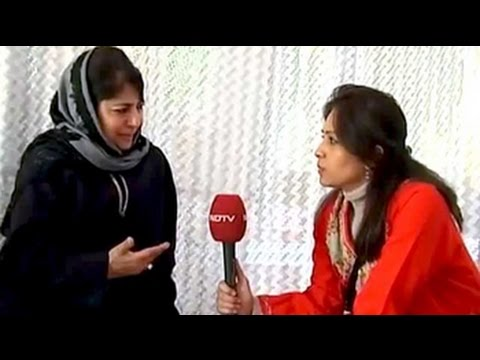 BJP trying to create sectarianism including among Muslims of Kashmir: Mehbooba Mufti Mp3