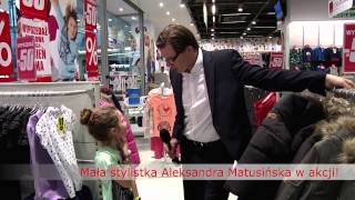 Mali Styliści w Silesia City Center  - ALEKSANDRA MATUSIŃSKA