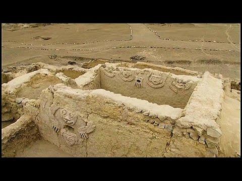 شاهد: اكتشاف جدارية في بيرو تعود إلى ما قبل 3800 عام  - نشر قبل 4 ساعة