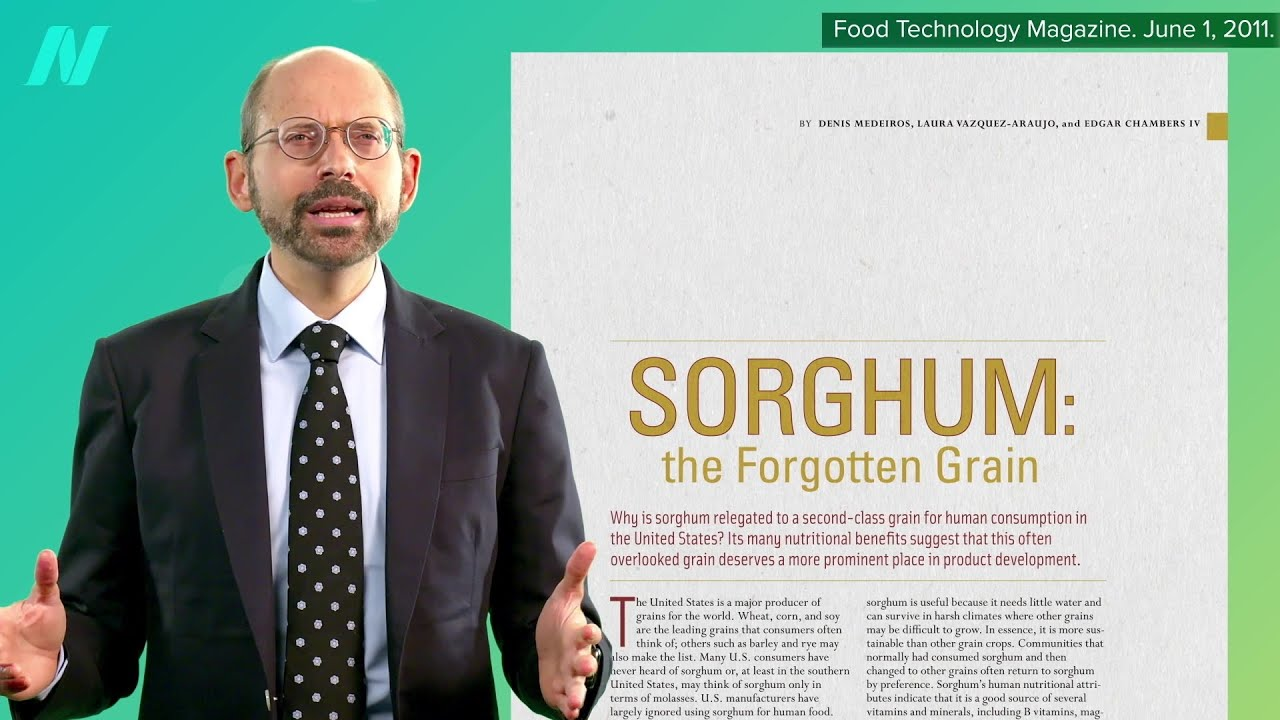 Is Sorghum a Healthy Grain?
