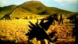 Andy e as aventuras com dinossauers