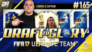 DRAFT TO GLORY! EPL TOTS IS HERE! #165 | FIFA 17 ULTIMATE TEAM