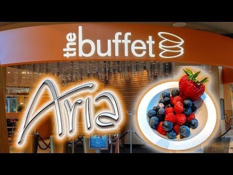 Aria Las Vegas - The Best Breakfast Buffet