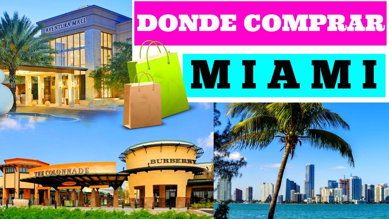6247bb157 Los Mejores Centros Comerciales de MIAMI - YouTube
