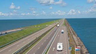 Afsluitdijk - голландская дамба и мечта оккупированного Крыма.