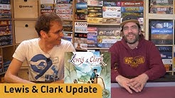 Lewis & Clark - Neues Update!