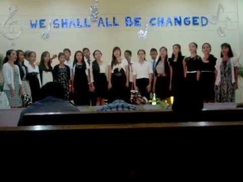 We Shall all be Changed - Hinaplanon Adventist Youth