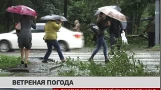 Ветреная погода. Новости 30/06/2017. GuberniaTV