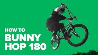 Как сделать 180 на велосипеде (How to 180 on a BMX)(Все трюки от RIDERS — http://riders.co. 180 — это ваше первое вращение на байке, один из базовых элементов. Учиться ему..., 2015-05-11T20:06:01.000Z)