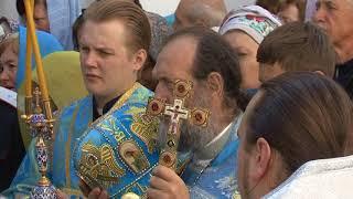 Престольный праздник храма иконы Б М  ЦЕЛИТЕЛЬНИЦА