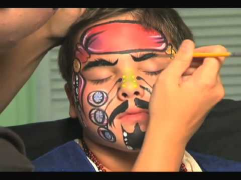 halloween face painting tips from disney world youtube