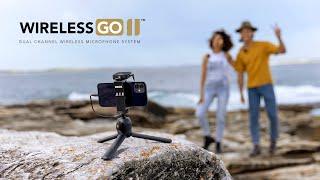Introdduction du Rode Wireless GO II