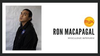 Ron Macapagal on MYXclusive