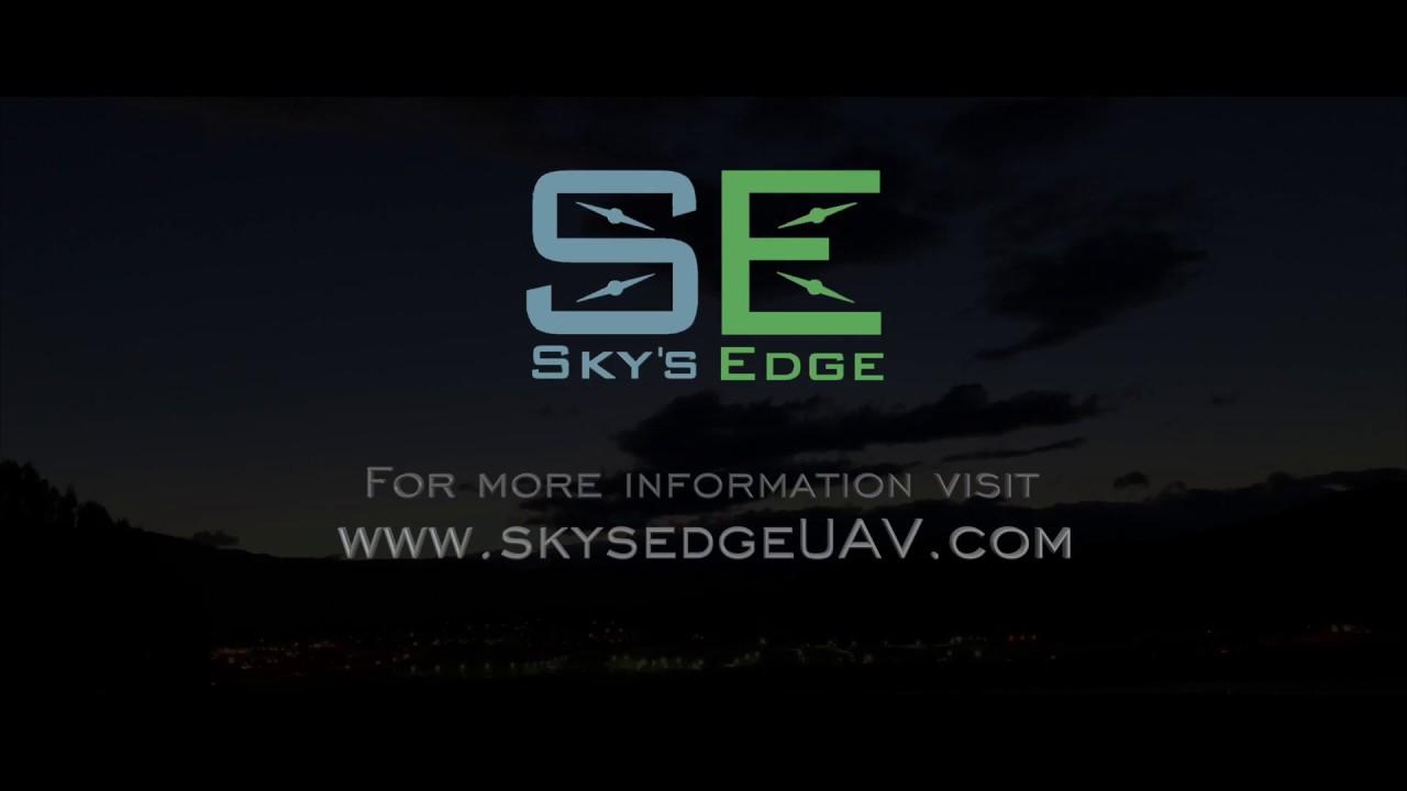 Sky's Edge Demo Reel