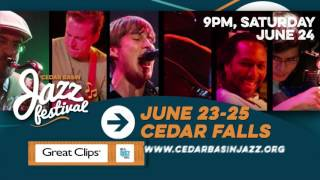 Currents Cedar Basin Jazz Festival 2017 Video