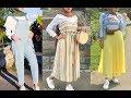 تنسيق ملابس محجبات للربيع 2019 Early Spring Hijab Lookbook