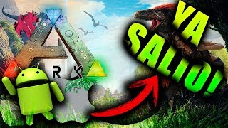 ¡YA SALIO ARK Mobile PARA Android/IOS OFICIAL! - ToPHeR