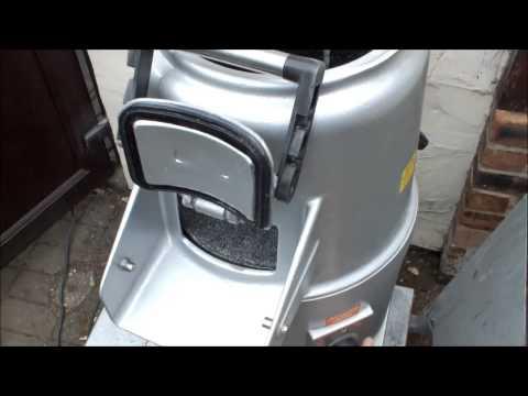 Crypto - Electrolux Potato Peeler / Rumbler 28lb -14kg