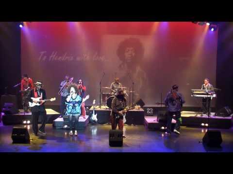 Henri Brown's  Hendrix Tribute Show