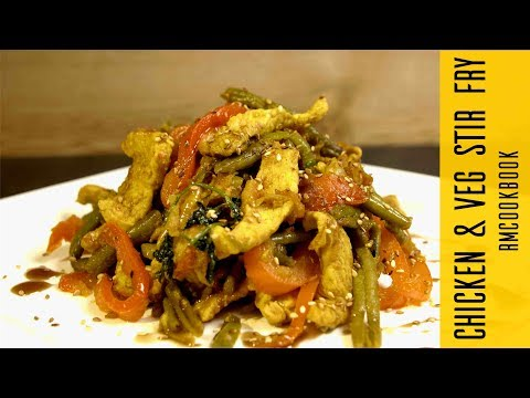 Low Calorie Chicken And Veg Stir-fry | Chicken Teriyaki | Better Than Migos Whip Up A Stir Fry