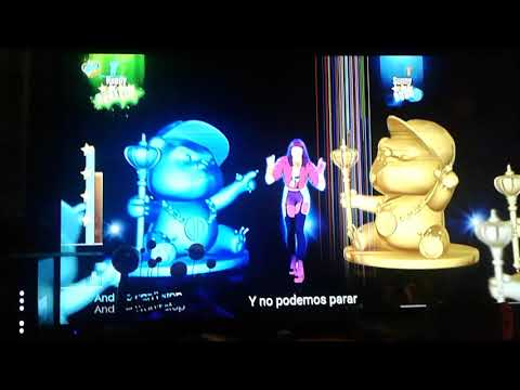 We cant stop-miley cyrus-just dance 2015💃
