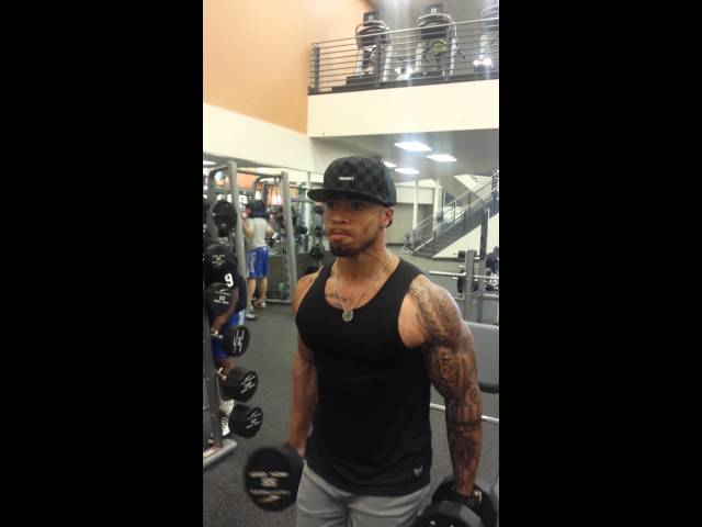 GOE FItness: Dumbbell Curl and hanging curl