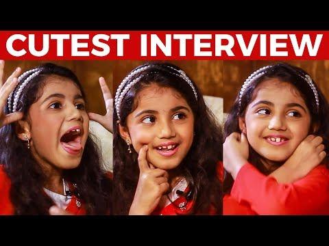 Theri Baby Nainika's Cute Moments- Never...
