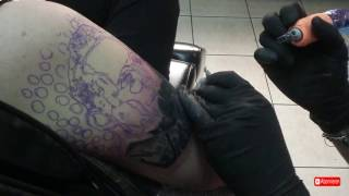 Michael tattoos volbeat poulsen Michael Poulsen