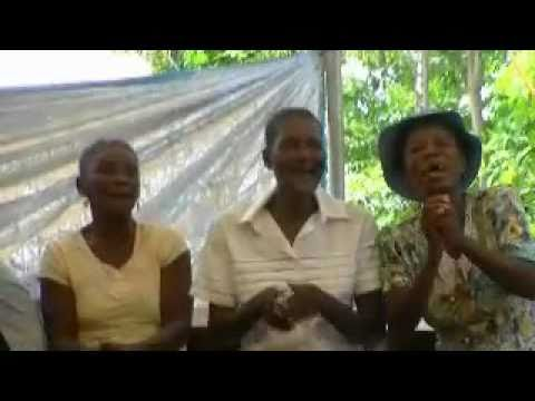 Trauma Recovery Workshop in Meno, Haiti Travel Video