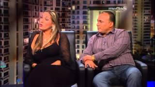 Jaime Bayly entrevista a la transexual cubana Wendy Iriepa y a su esposo, Ignacio Estrada.