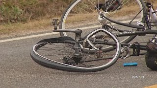 2 cyclists released, 2 in ICU at WakeMed after getting hit by car in Johnston Co.