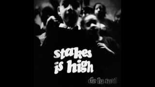 "De La Soul ""Stakes Is High"" (Straz Remix)"