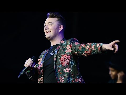 Sam Smith - Money On My Mind at Glastonbury 2014