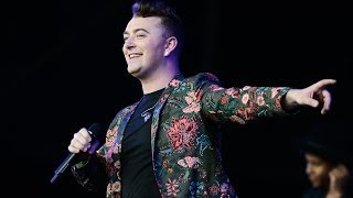 Baixar - Sam Smith Money On My Mind At Glastonbury 2014 Grátis
