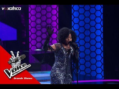 """MERVEILLE """"Proud Mary"""" de Tina Turner l Les Grands Shows l The Voice Afrique 2018"""
