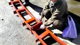 видео Купить металлический ангар
