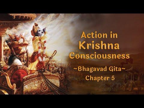 Bhagavad gita: Chapter 5