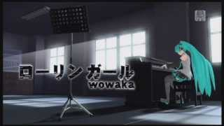 [Eng Sub] Rolling Girl - Dreamy Theater - Vocaloid - Hatsune Miku