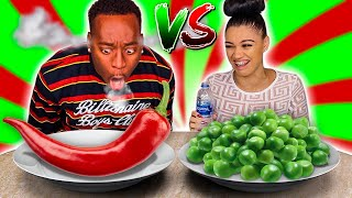 Download SWEET VS SPICY CHALLENGE 🌶️ Mp3 and Videos