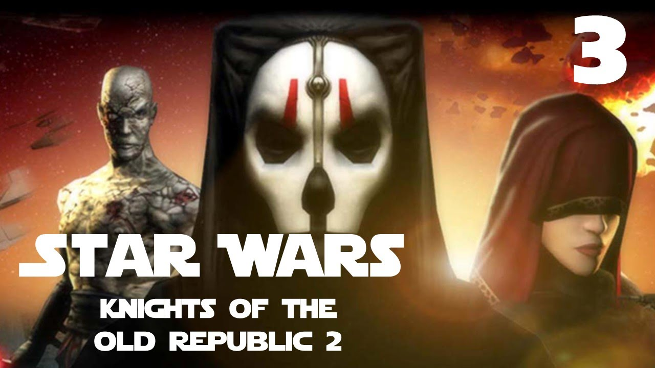 Star Wars Knights of The Old Republic 2 Free Download