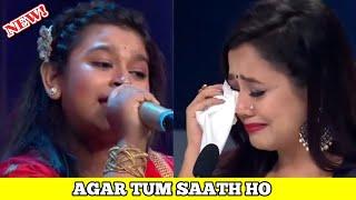 Agar Tum Saath Ho(2020) Cover By Sonakshi kar | Alka Yagnik
